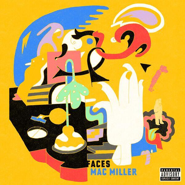mac miller - faces cover