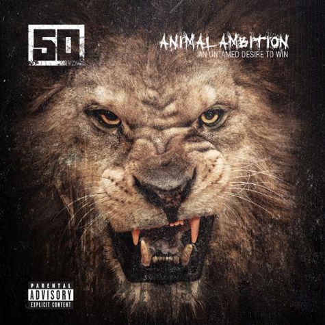 50 cent - animal ambition cover