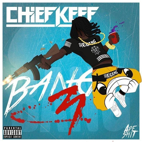 Chief Keef - Bang 3 cover