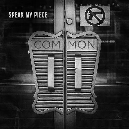 Common - Speak My Piece cover
