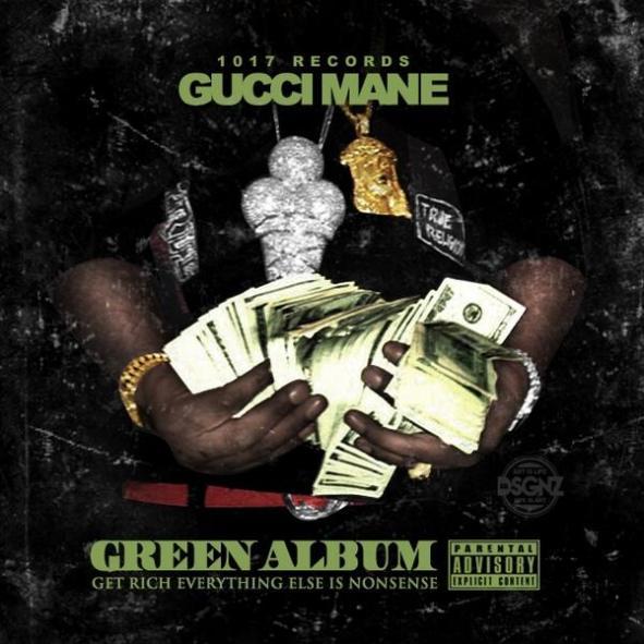 Gucci Mane - The Green Album cover