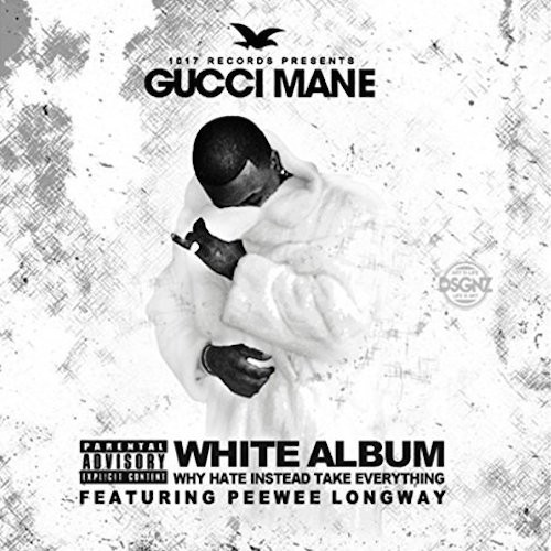 Gucci Mane - The White Album cover