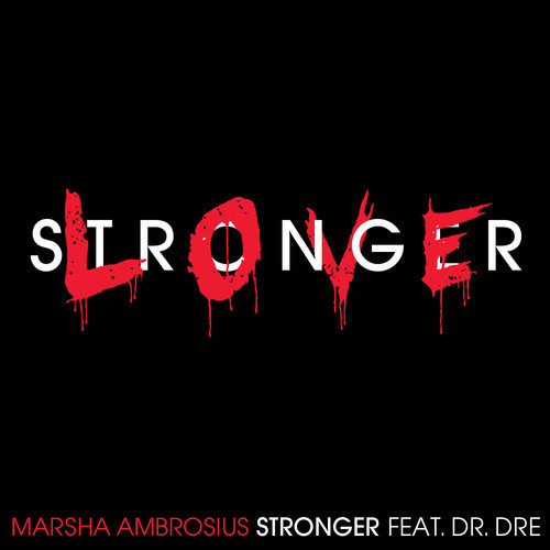 Marsha Ambrosius - Stronger cover