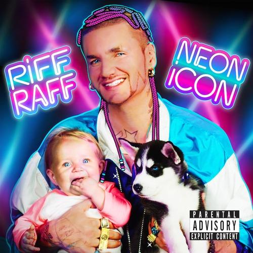 Riff Raff - Neon Icon cover (500 X 500)