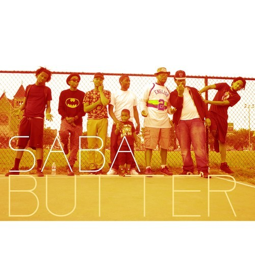 Saba - Butter cover