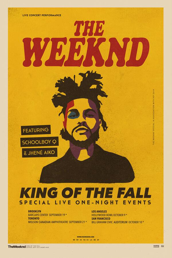 The Weeknd Tour