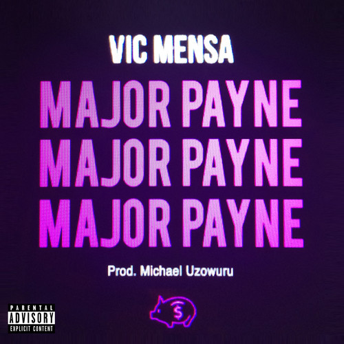 Vic Mensa - Major Payne cover