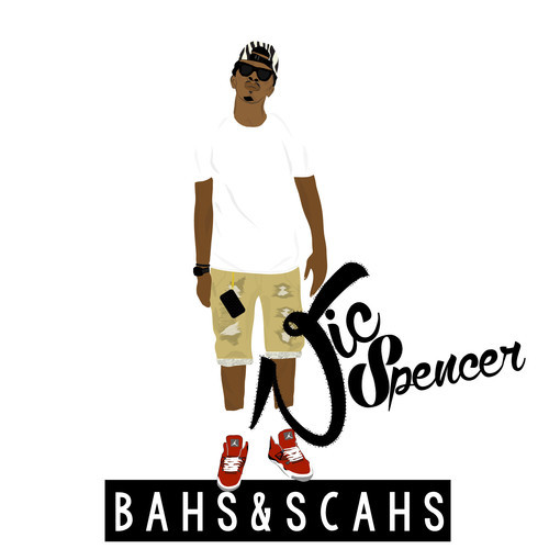 Vic Spencer - bahs n scahs cover