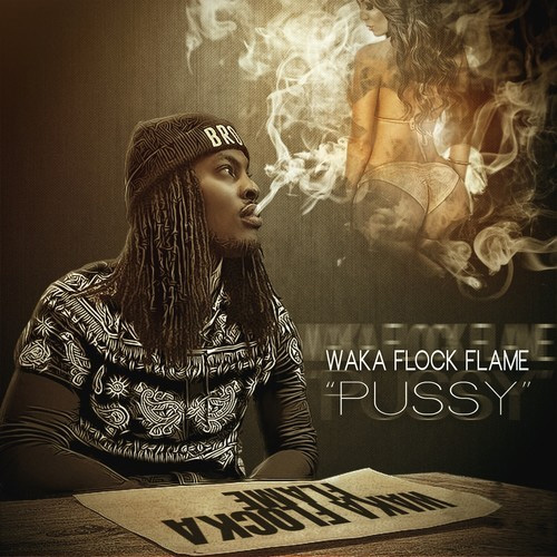 Waka Flocka Flame - P cover