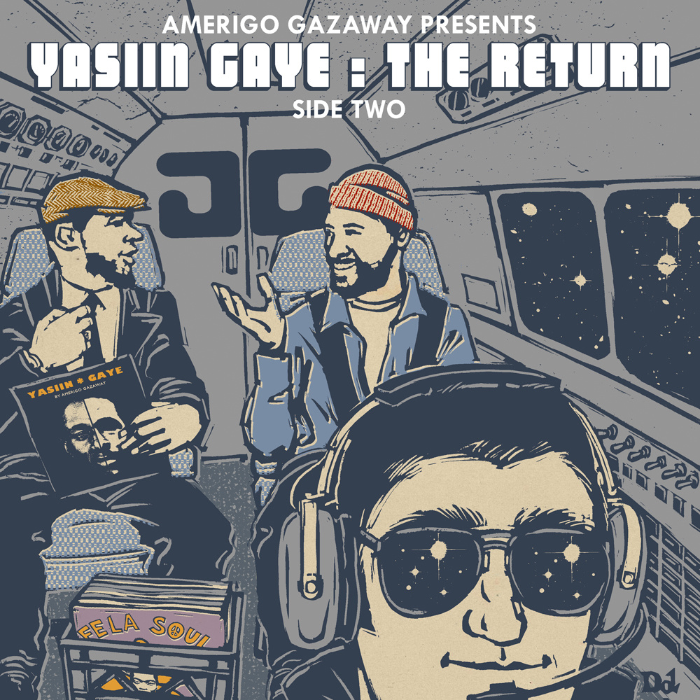 Yasiin Gaye - The Return