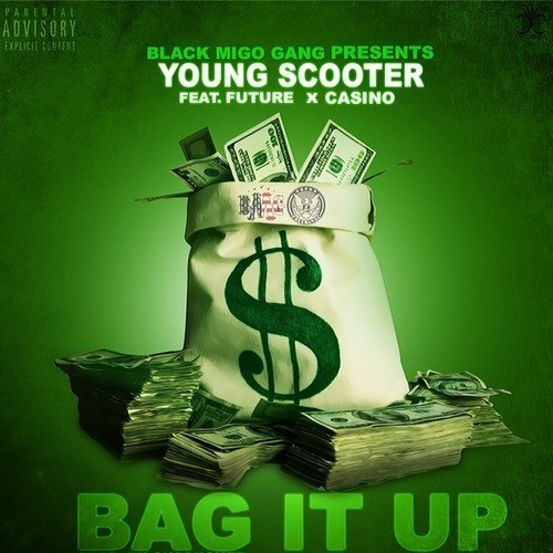 Young Scooter - Bag It Up cover