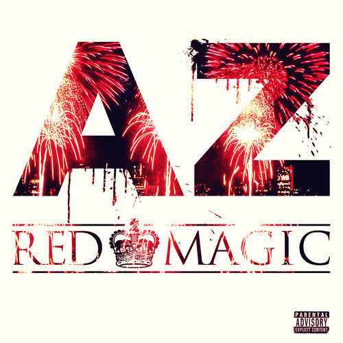 AZ red magic
