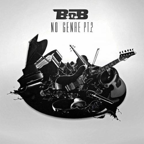 BoB - No Genre 2 cover