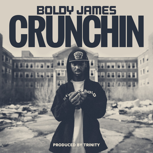 Boldy James - Crunchin cover