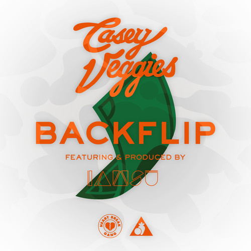 Casey Veggies - BackFlip cover