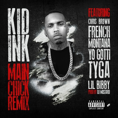 Kid Ink - Main Chick remix cover