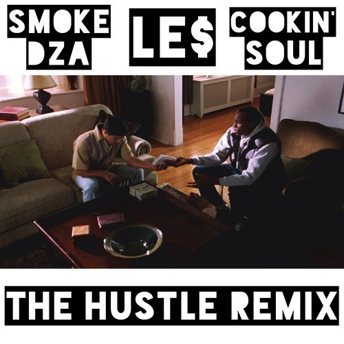 Le$ - The Hustle RMX cover
