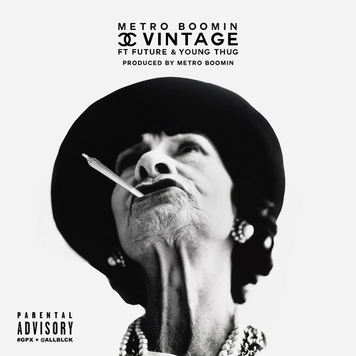 Metro Boomin - Vintage cover