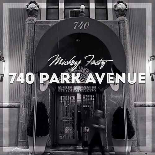 Mickey Factz - 740 Park Ave cover