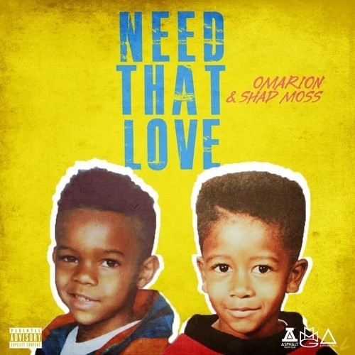 Omarion - Need That Love cover