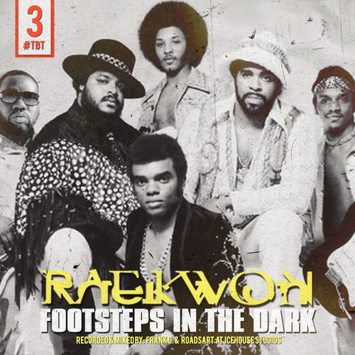 Raekwon - Footsteps In The Dark cover