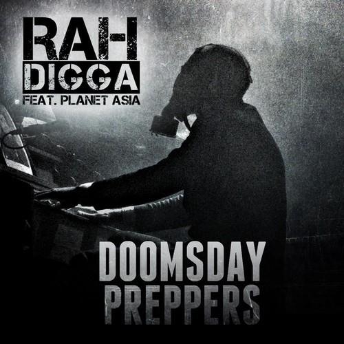 Rah Digga - Doomsday Peppers cover