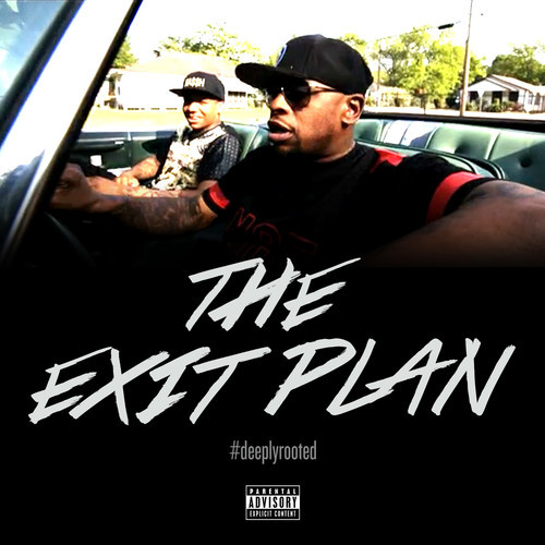 Scarface - The Exit plan cover