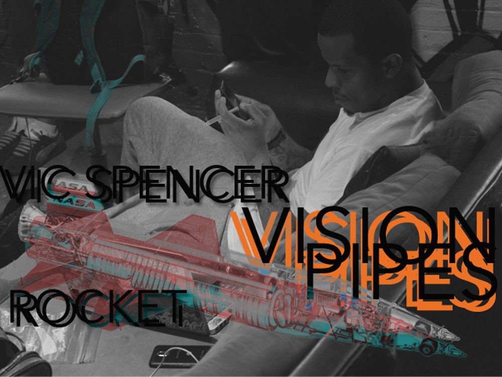 Vic SPencer - Vision Pipes cover