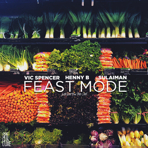 Vic Spencer - Feastmode cover