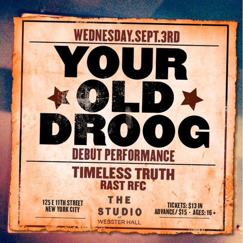 Your Old Droog cover