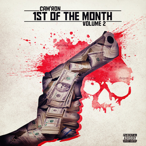Camron - 1st of the Month vol. 2 cover