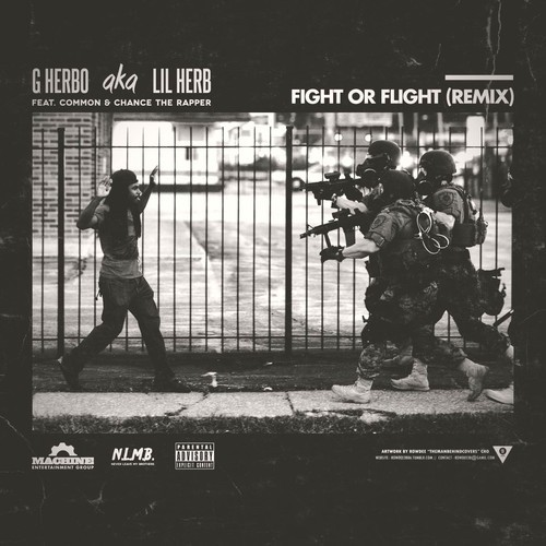 G Herbo - Fight Or Flight remix cover