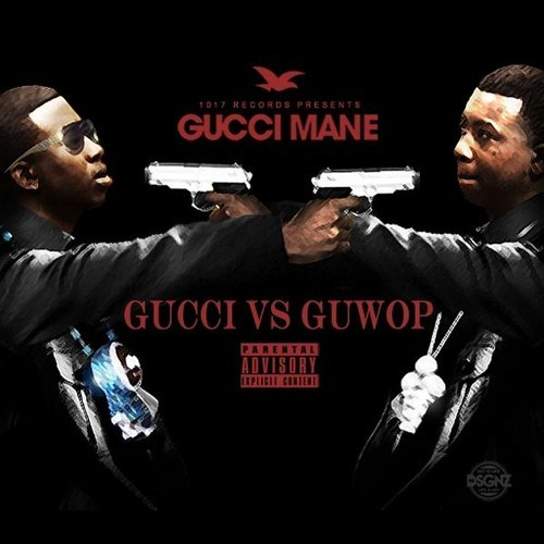 Gucci Mane - Gucci Vs. Guwop cover