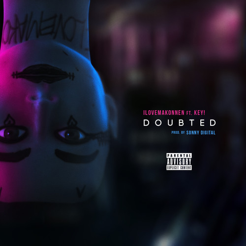 ILOVEMAKONNEN - Doubted cover