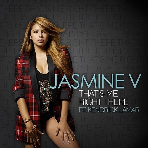 Jasmine V - That's me right there cover