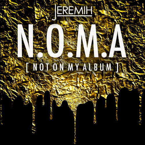 Jeremih -  NOMA cover