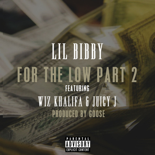 Lil Bibby - For The Low cover