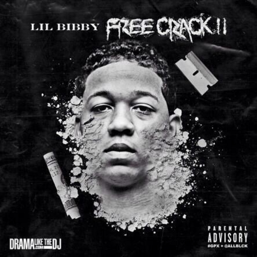 Lil Bibby - Free Crack 2 cover
