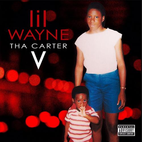 Lil Wayne - Tha Carter V cover (1)