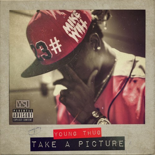 Mike WIll - Take A Picture cover