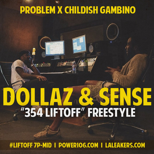 Problem 354 Liftoff cover