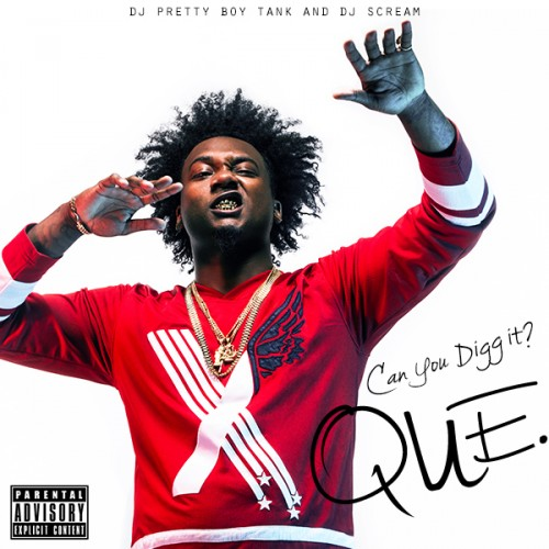 Que - Can you digg it cover