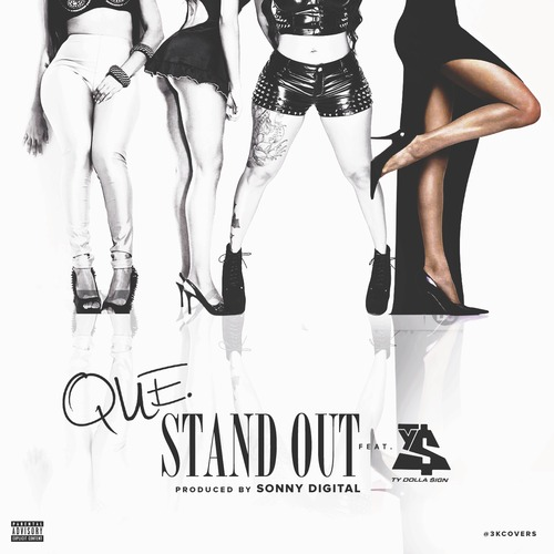 Que - Stand Out cover