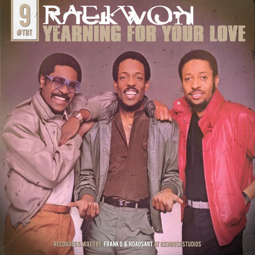 Raekwon - TBT 9 cover