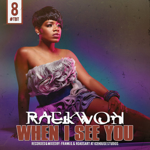 Raekwon - When I See You cover