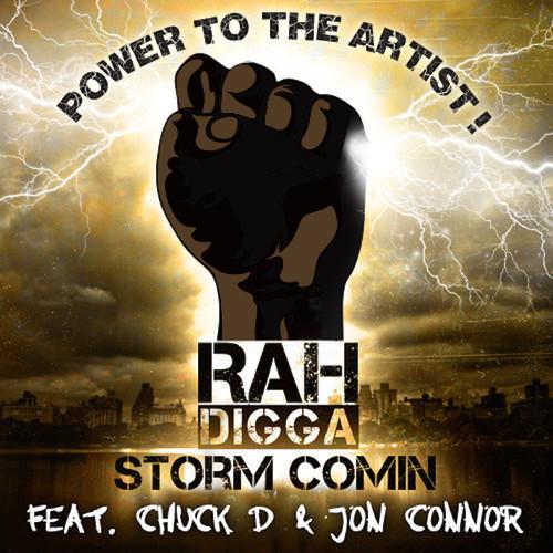Rah Digga - Storm Comin remix cover