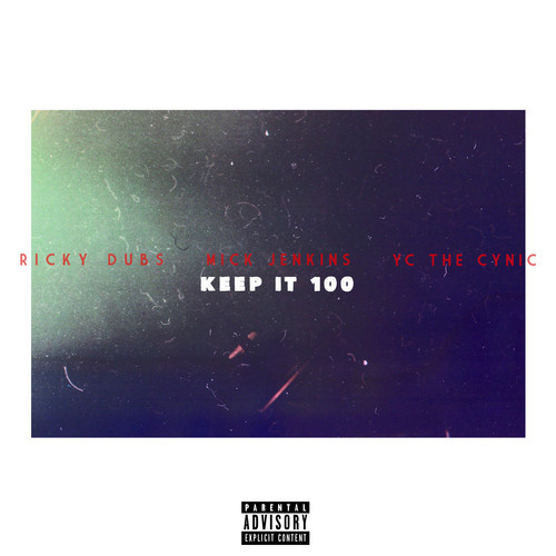Ricky Dubs - Keep It 100 cover