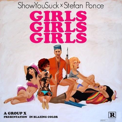 ShowYouSuck - Girls X3 cover