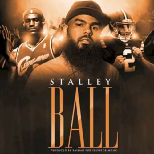 Stalley - Ball cover