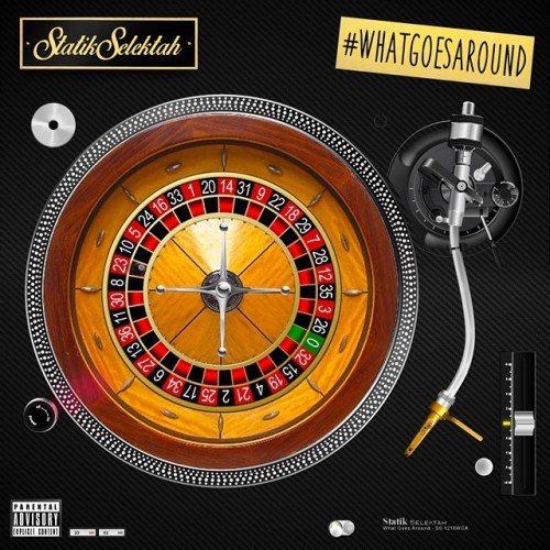 Statik - What Goes Around cover